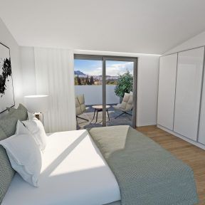 The Athens Panorama Suites – Αθήνα