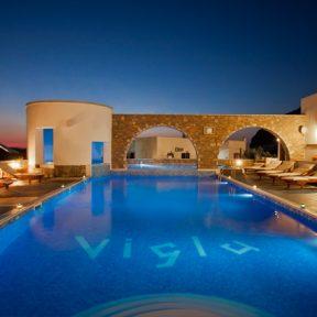 4* Vigla Hotel – Θολάρια, Αμοργός